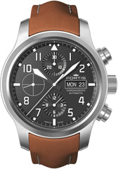 Fortis Watch Aviatis Aeromaster Steel Chronograph