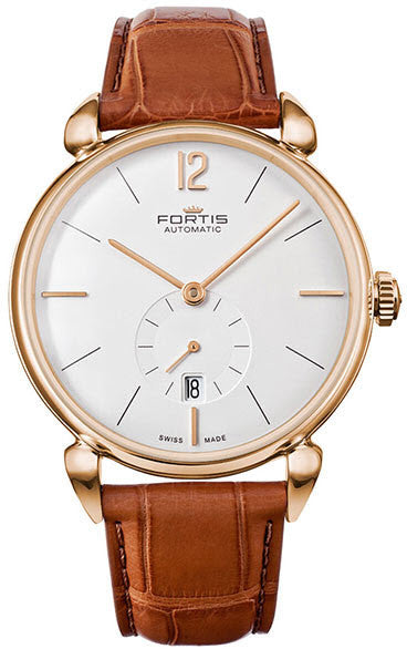 Fortis Watch Terrestis Orchestra A M Gold