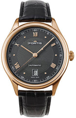 Fortis Watch Terrestis 19 Fortis P M Gold