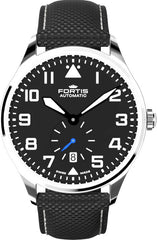 Fortis Watch Aviatis Pilot Classic Second