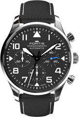 Fortis Watch Aviatis Pilot Classic Chrono
