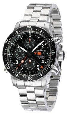 Fortis B-42 Official Cosmonauts Chronograph Alarm D