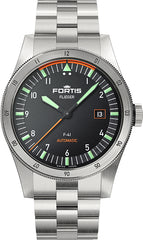 Fortis Watch Flieger F-41 Automatic On Block Bracelet