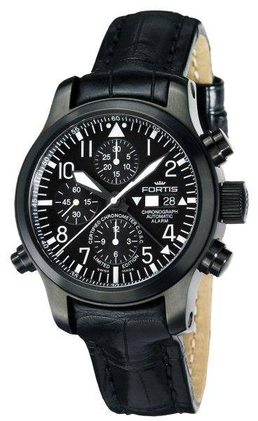 Fortis B-42 Flieger Chronograph Alarm D