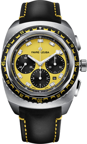 Favre-Leuba Watch Raider Sea Sky