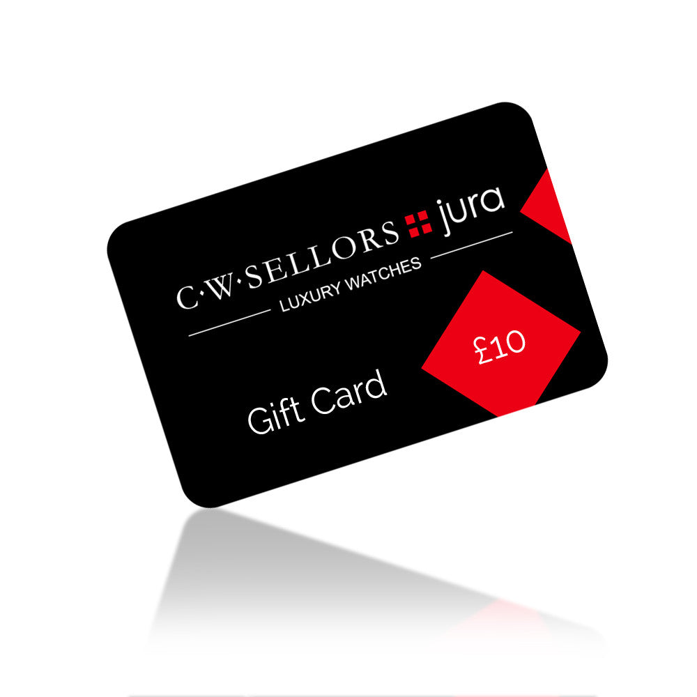 Gift Card £10.00