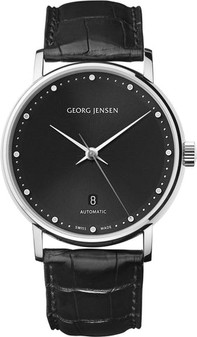 Georg Jensen Watch Koppel 392 3 Hands