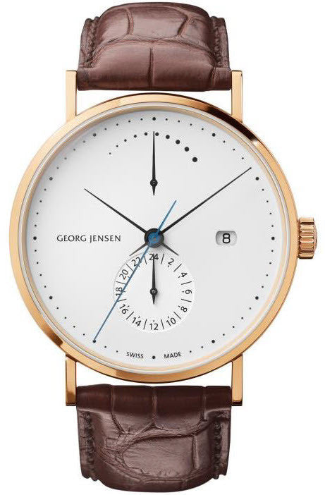 Georg Jensen Watch Koppel GMT Power Reserve