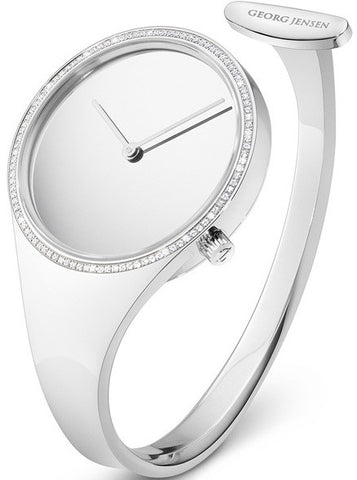 Georg Jensen Watch Vivianna Mirror Dial Small