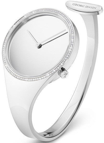 Georg Jensen Watch Vivianna Mirror Dial Large