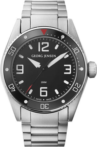 Georg Jensen Watch Delta Dive
