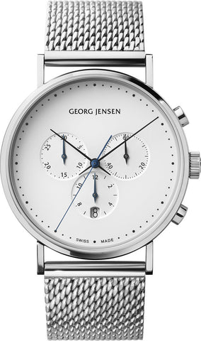 Georg Jensen Watch Koppel 41mm Quartz