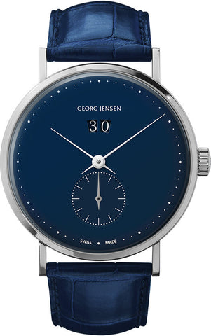 Georg Jensen Watch Koppel Grande Date Small Second