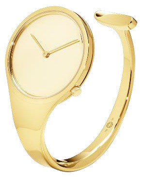 Georg Jensen Watch Vivianna Gold 34mm Large