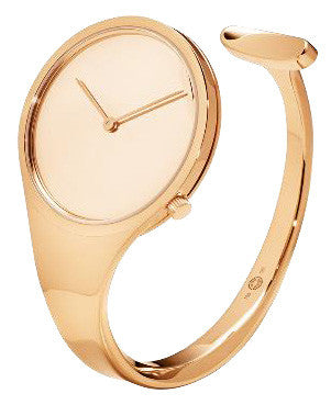Georg Jensen Watch Vivianna Rose Gold 34mm Small