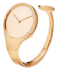 Georg Jensen Watch Vivianna Rose Gold 34mm Large