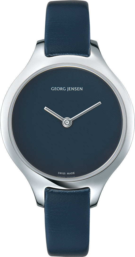 Georg Jensen Watch Concave Nordic Night 30mm Quartz