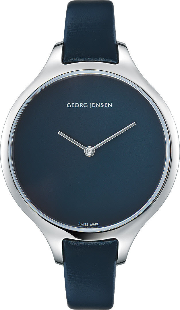 Georg Jensen Watch Concave Nordic Night 39mm Quartz