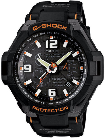 G-Shock Watch Premium Aviation