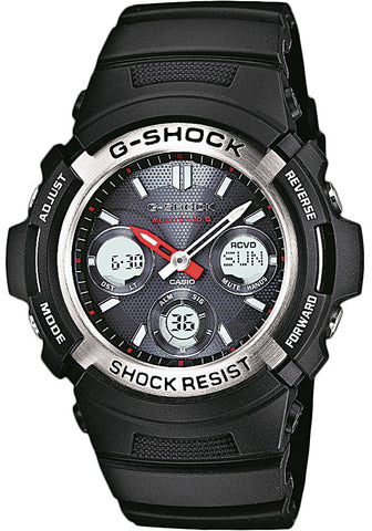 G-Shock Watch Solar Radio Controlled