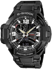 G-Shock Watch Premium Aviator Sky Cockpit