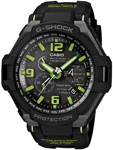 G-Shock Watch Premium Gravity Defier Alarm Chronograph