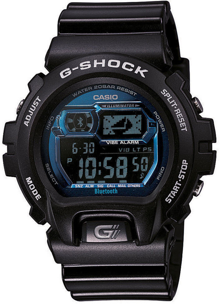G-Shock Watch Bluetooth Mens Digital D