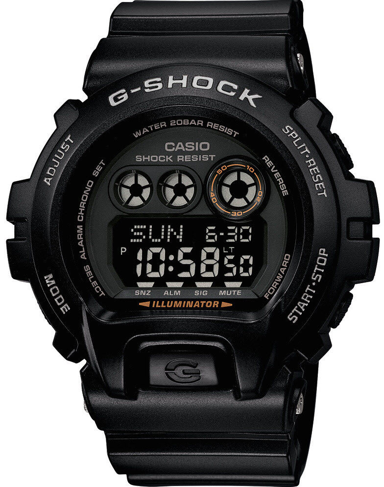 G-Shock Watch Alarm Chronograph X-Large D