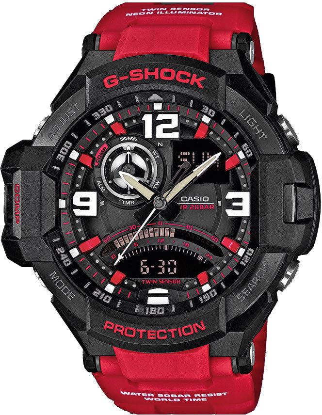 G-Shock Watch Neon Illuminator D