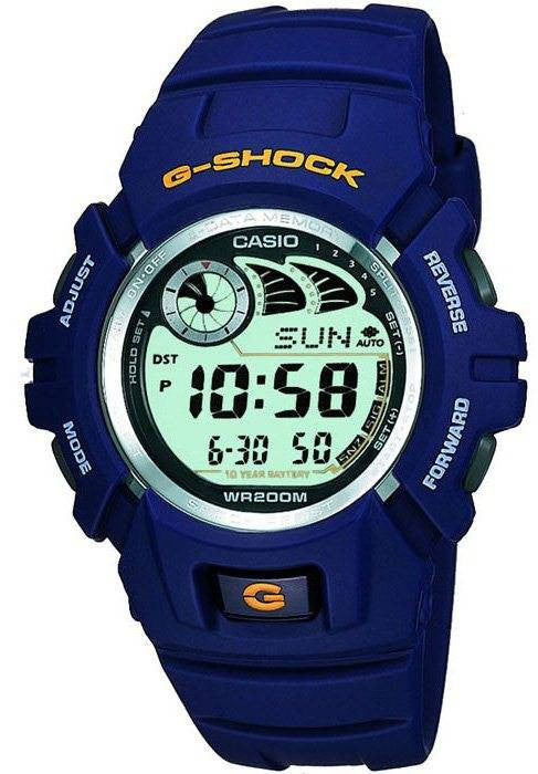 G-Shock Watch Alarm Chronograph