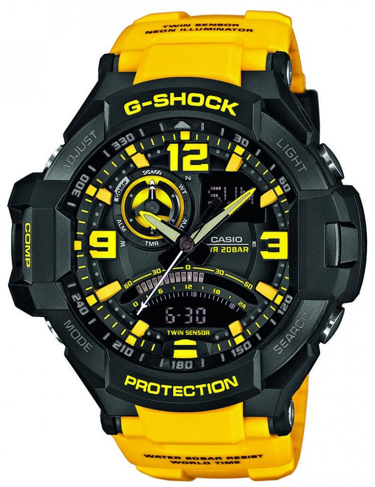 G-Shock Watch Neon Illuminator