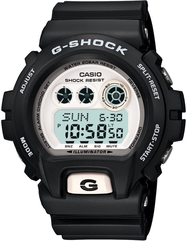 GShock Watch XL Alarm Chronograph Watch