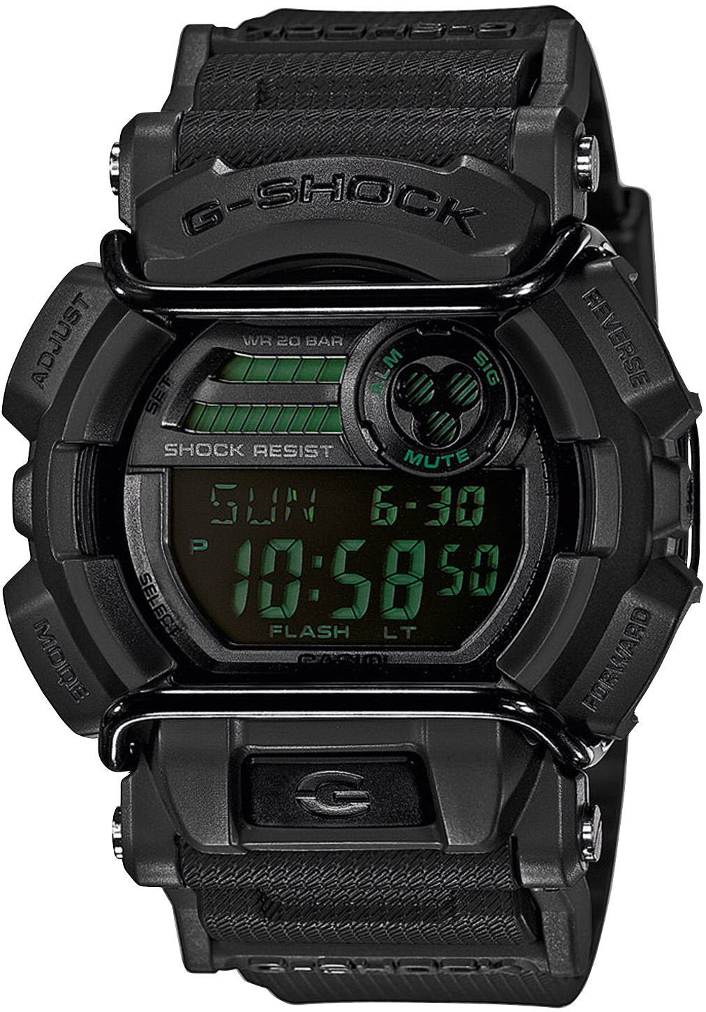 GShock Watch Alarm