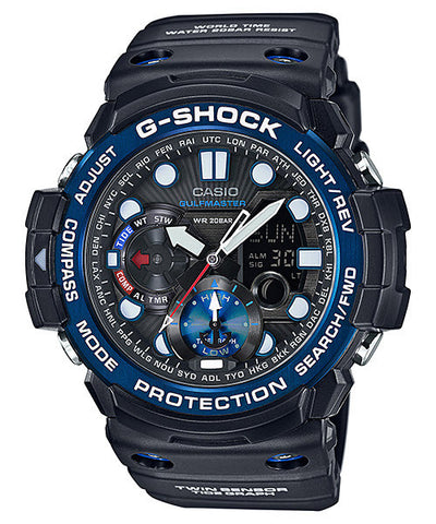 G-Shock Watch Gulfmaster Alarm Chronograph