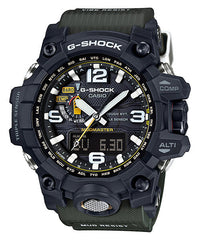 G-Shock Watch Mudmaster Triple Sensor Mens