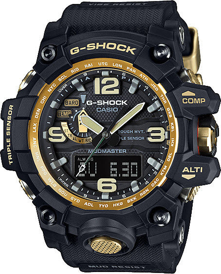 G-Shock Watch Premium Mudmaster