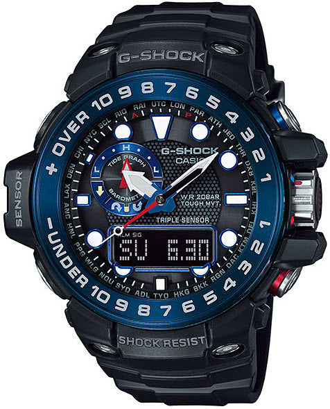 G-Shock Watch Gulfmaster Alarm Chronograph Mens