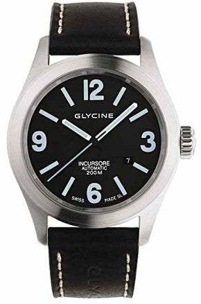 Glycine Watch Incursore 46mm 200M Automatic Sap