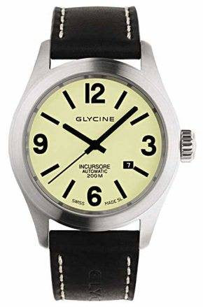 Glycine Incursore 46mm 200M Automatic Sap D
