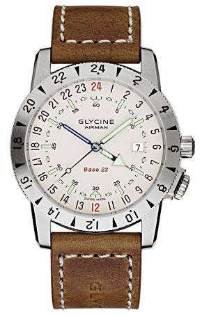 Glycine Watch Airman Base 22 GA Version