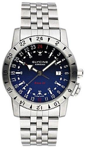 Glycine Watch Airman Base 22 Bracelet