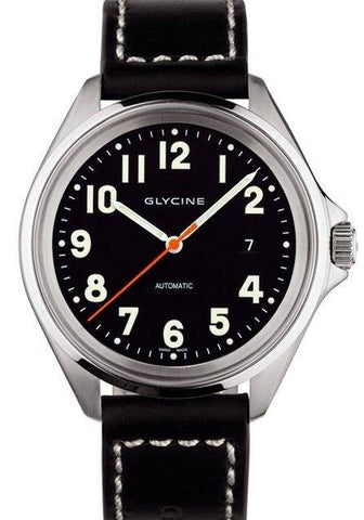Glycine Watch Combat 7 Automatic Polished Case