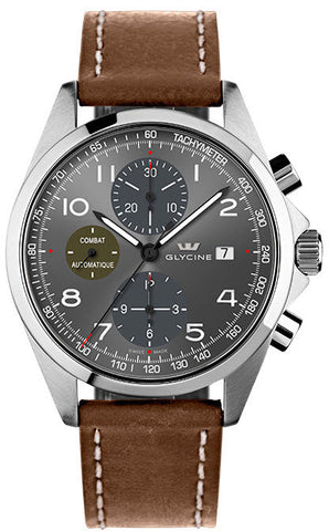 Glycine Watch Combat Chronograph