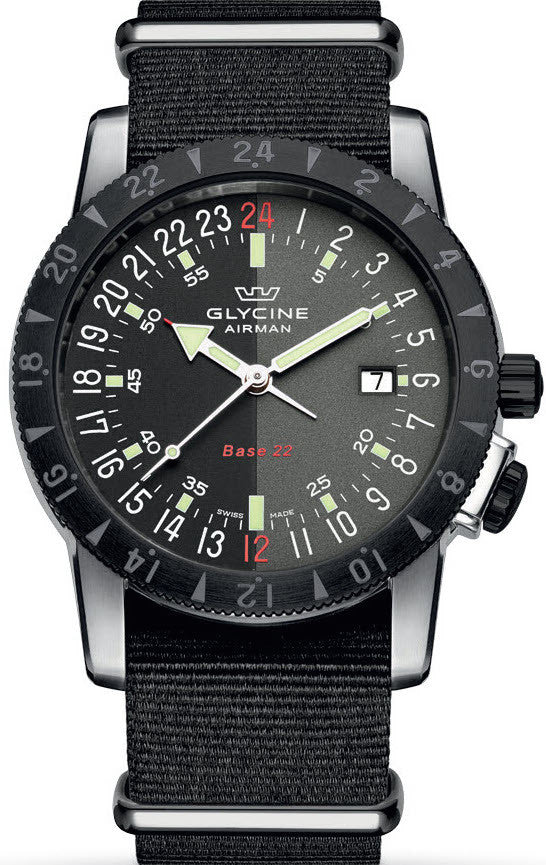 Glycine Watch Airman Base 22