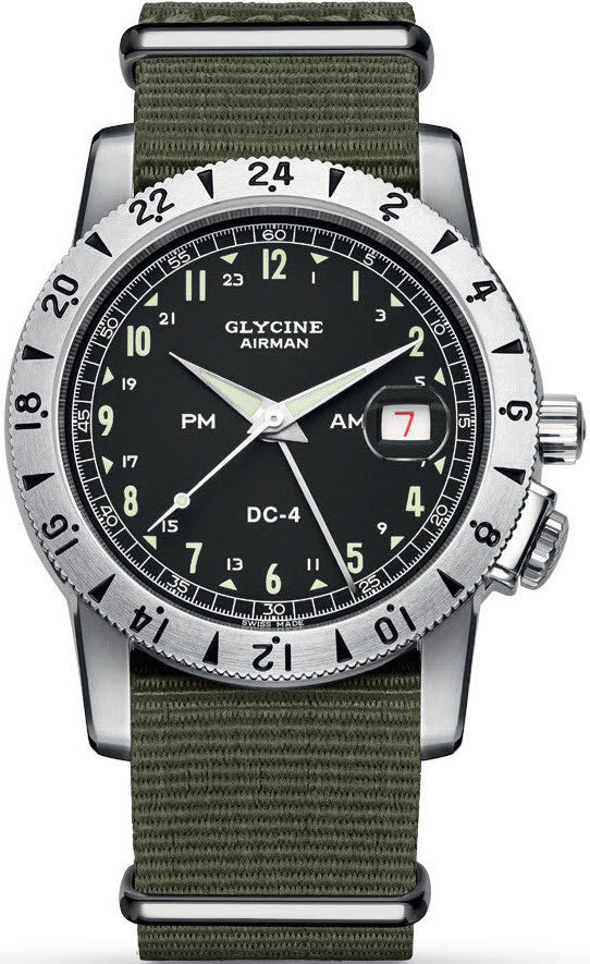 Glycine Watch Airman DC-4