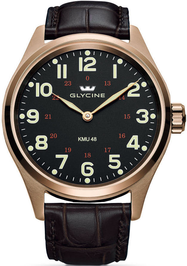 Glycine Watch KMU 48