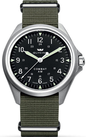 Glycine Watch Combat 7 Vintage