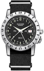Glycine Watch Airman DC-4 Vintage