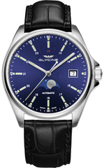 Glycine Watch Combat Classic Moonphase