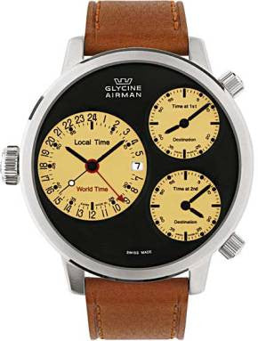Glycine Airman 7 Crosswise D